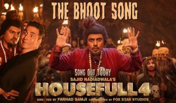 New 'The Bhoot Song' from upcoming movie Housefull 4
