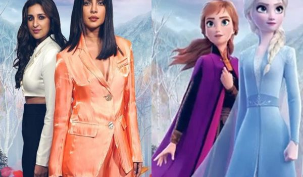 Priyanka Chopra, Parineeti Chopra to voice lead characters in Frozen 2